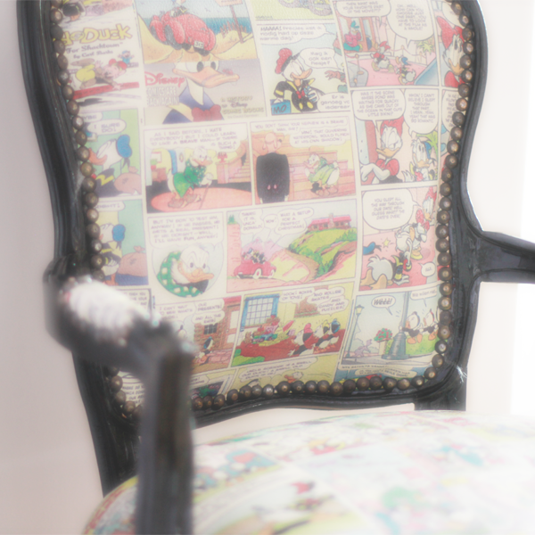 Donald Duck Chair